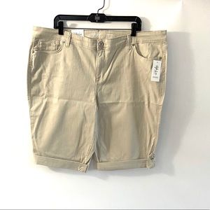 Style & co short size 20w